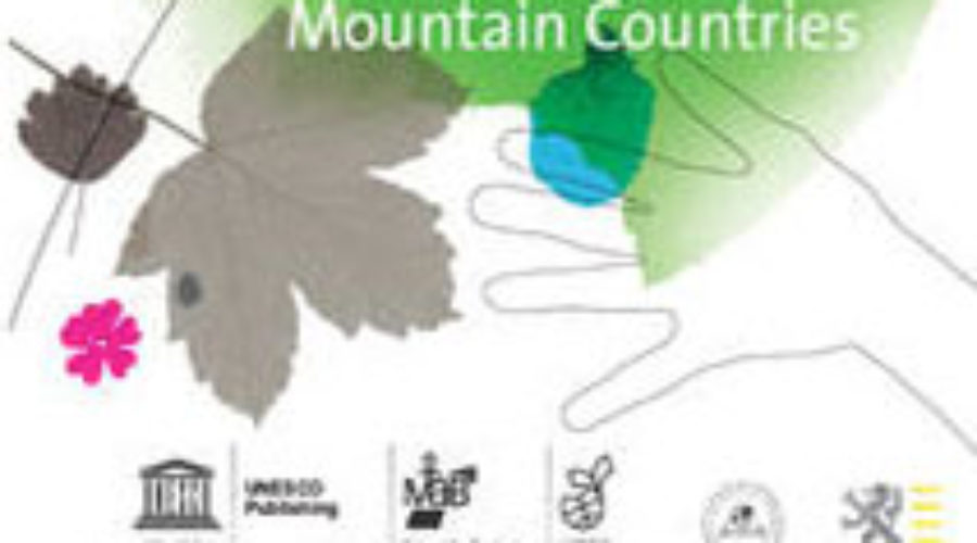 """UNESCOLaunches its new""""Teaching Resource  Kit for Mountain Countries"""""""