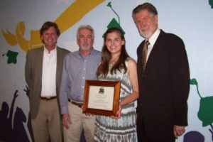 First Annual Jane Pratt Blue Ridge Mountains Education Award