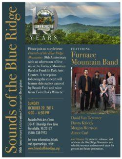 Sounds of the Blue Ridge A Success