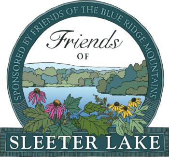 Sleeter Lake Logo