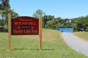 Update to Sleeter Lake Park Project