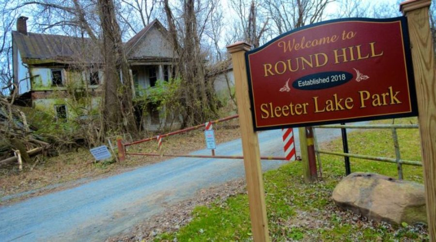 Sleeter Lake project featured in Loudoun Now article