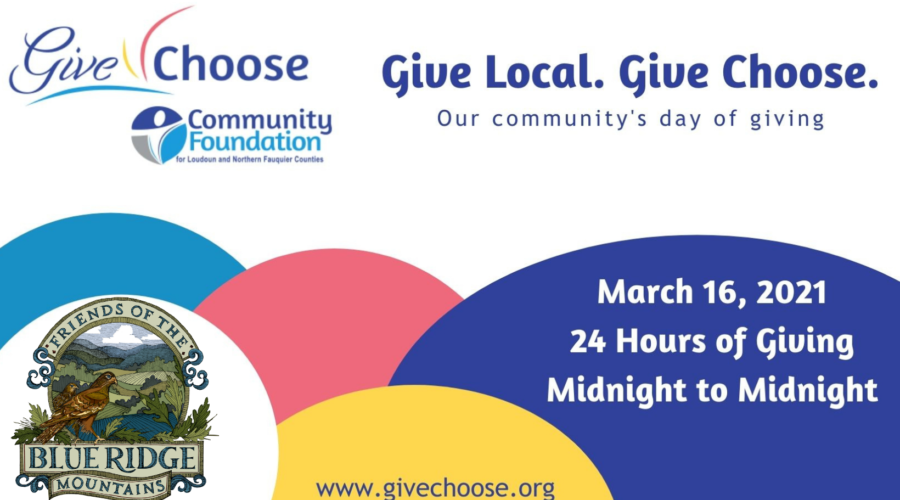 GiveChoose is March 16, 2021